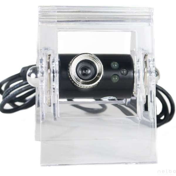 Camera web tip clips cu 3 leduri infrarosu