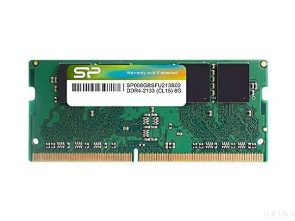 Memorie RAM 8 GB sodimm ddr4, 2133 Mhz, Silicon Power, pentru laptop